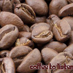 Coffee 2 listen