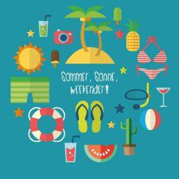 """mukkeman's weekender 4 – """"Sommer, Sonne, weekender"""" // 24. Juni 2016"""