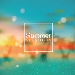 Summer Vacations!