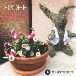 Frohe Ostern 2018