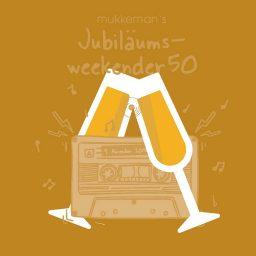 mukkeman's weekender 50 // Jubiläumswekender