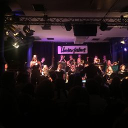 mukkemans Musikwoche – Teil 2: King Luis Big Band & Pestalozzi Big Band in der Unterfahrt